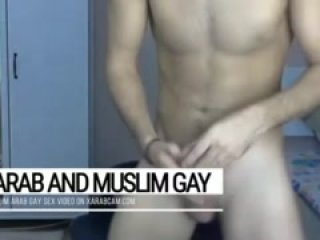 Turkish Gay Hunk Playing with his cock – Xarabcam
