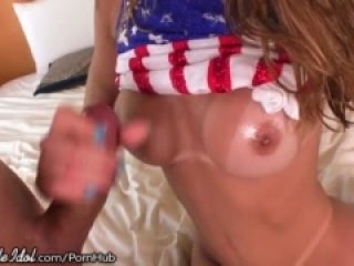 Tranny Babrebacked by Male Cock