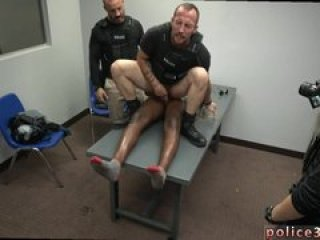 Nude police men and american cop gay fucking first time