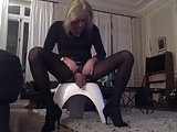 PANTYHOSE SLUT MORE