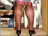 TGirl Down Panties 0964
