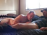 Married Swallows Redneck Cum In Wifes Bed