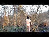 Compilation Of Me Being Naked In The Forest