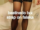 Short Strap-On Falaka
