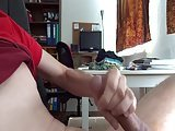 Skinny Guy Cumming A Lot