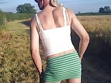 Outdoor Slutty Tranny