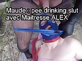 Cd Drinking Mistress Pee