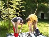 Horny Twinks Get Frisky Outdoors