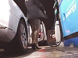 Filling Up With Petrol