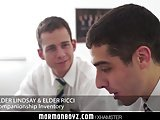 Mormonboyz – Mormon Stud Seduces His Hung Buddy