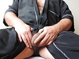 Hairy Mature Masturbation Until Cumshot