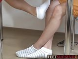 Twinks Get Horny In An Afternoon Toe And Feet Licking