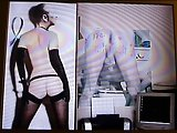 Sharp 06 At1 Pantyhose Ass Arsch Crossdresser Nackt Nude