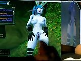 WoW Cum Tribute To Niarah (World Of Warcraft)