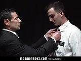 MormonBoyz- Naughty Mormon Boy Punished By Hung Daddy