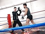 Huge Cock Boxing Coach Breeds Xavier HD