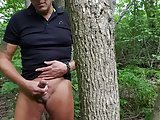 Another Beach Trail Stroke & Cum- Part 2