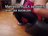 Crossdressers Giving Pleasure