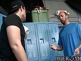 Sexy Dustin Steele And Jason Barr Fucking In The Locker Room