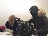 Master Fucking His Bitch In Bikergear (Cumshot)