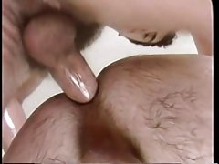 Vintage BB –  Prison Shower Three Some